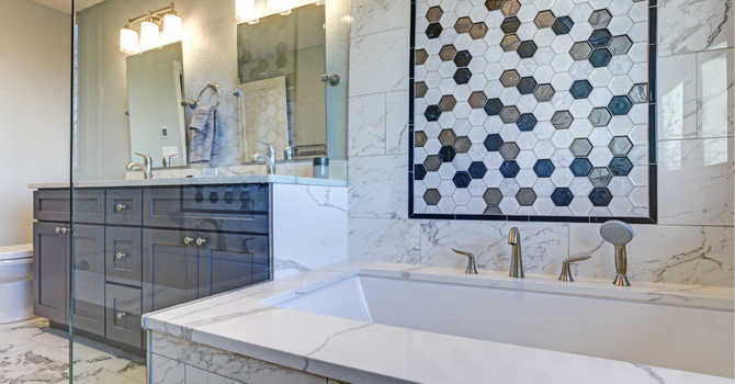 3 of the Top Bathroom Remodeling Trends image