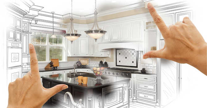 Remodel or Move? 3 Reasons to Remodel and Stay in Your Home  image